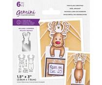 Gemini Fun-filled Christmas Stamp & Die (GEM-STD-FFCH)
