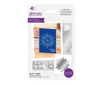 Gemini Icy Snowflake Stamp & Die (GEM-STD-ICSN)
