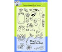 Lil' Bluebird Designs Love Bugs Stamp Set (LBD-S012)