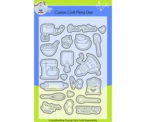 Lil' Bluebird Designs In the Kitchen Die Set (LBD-D009)