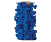 Papermania Create Christmas Pom Pom Trim Navy Blue (3m) (PMA 356924)