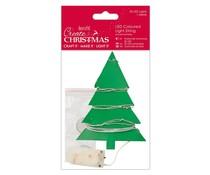 Papermania Create Christmas LED Light String Multi Coloured (20pcs) (PMA 105964)
