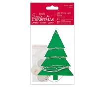 Papermania Create Christmas LED Light String White (20pcs) (PMA 105963)