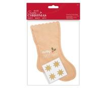 Papermania Create Christmas Stocking Treat Bags (8pcs) (PMA 174955)