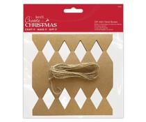Papermania Create Christmas DIY Mini Treat Boxes (10pcs) (PMA 174985)