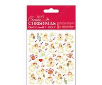 Papermania Create Christmas Stickers Musical Angels (PMA 804929)