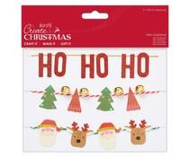 Papermania Create Christmas Mini Garland Ho Ho Ho (PMA 356974)