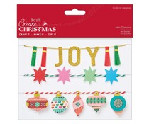 Papermania Create Christmas Mini Garland Joy (PMA 356973)