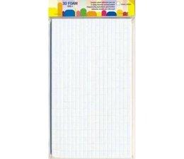 JEJE Produkt 3D Foam Dots Squares XL 1,5mm (836pcs) (3.3094)