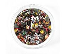 Picket Fence Studios Autumn Breeze Sequin Mix (SQ-142)