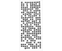 The Crafter's Workshop Punch Card Slimline Stencil (TCW2314)