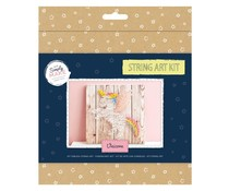 Simply Make String Art Kit Unicorn (DSM 105191)