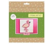 Simply Make String Art Kit Flamingo (DSM 105190)