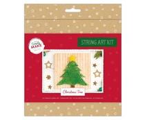 Simply Make String Art Kit Christmas Tree (DSM 105192)