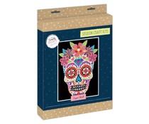 Simply Make Sequin Art Kit Sugar Skull (DSM 105151)