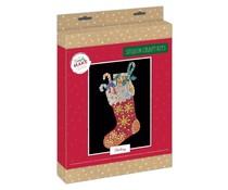 Simply Make Sequin Art Kit Christmas Stocking (DSM 105160)