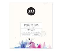 Art Philosophy Watercolor A4 Paper Pad (651374)
