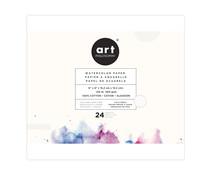 Art Philosophy Watercolor 6x6 Inch Paper Pad (651398)