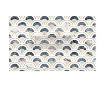 Re-Design with Prima Marbled Scales 19,5x30 Inch Tissue Paper (646677)