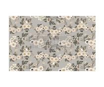 Re-Design with Prima Vintage Wallpaper 19x30 Inch Tissue Paper (654979)