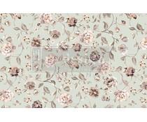 Re-Design with Prima Neutral Florals 19x30 Inch Tissue Paper (654986)