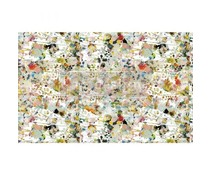 Re-Design with Prima Flower Bed 19x30 Inch Tissue Paper (653866)