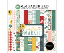 Carta Bella Sunflower Market 6x6 Inch Paper Pad (CBSUN144023)