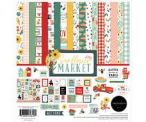 Carta Bella Sunflower Market Collection Kit (CBSUN144016)
