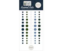 Carta Bella Welcome Winter Enamel Dots (CBWW142028)