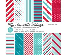 My Favorite Things Cool Collab 6x6 Inch Paper Pack (EP-84)