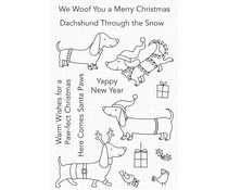 My Favorite Things Jolly Molly Clear Stamps (CS-608)