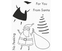 My Favorite Things For You, From Santa Clear Stamps (CS-601)