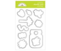 Doodlebug Design Going Buggy Doodle Cuts (7424)