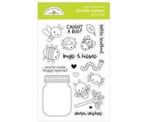 Doodlebug Design Going Buggy Doodle Stamps (7423)