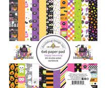 Doodlebug Design Happy Haunting 6x6 Inch Paper Pad (7443)