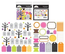 Doodlebug Design Happy Haunting Bits & Pieces (7427)
