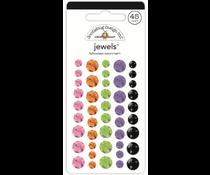 Doodlebug Design Halloween Assortment Jewels (7413)