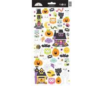 Doodlebug Design Happy Haunting Icons Stickers (7429)