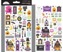 Doodlebug Design Happy Haunting Mini Icons Sticker (7420)