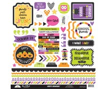 Doodlebug Design Happy Haunting This & That Stickers (7430)