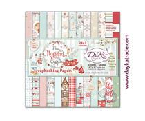 DayKa Trade Una Navidad de Cuento 8x8 Inch Paper Pad (SCP-1039)