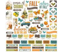 Simple Stories Simple Vintage Country Harvest Cardstock Sticker (16301)