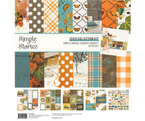Simple Stories Simple Vintage Country Harvest Collection Kit (16300)