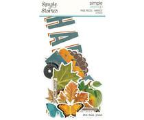 Simple Stories Simple Pages Pieces Harvest (16333)
