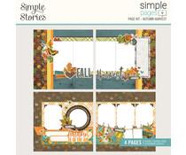 Simple Stories Simple Pages Kit Autumn Harvest (16334)