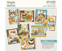 Simple Stories Simple Cards Kit Harvest Wishes (16335)