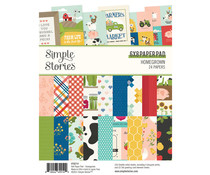 Simple Stories Homegrown 6x8 Inch Paper Pad (16214)
