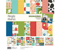 Simple Stories Homegrown Collection Kit (16200)
