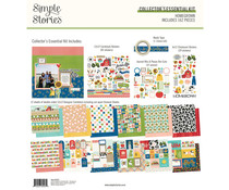 Simple Stories Homegrown Collector's Essential Kit (16227)