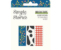 Simple Stories Homegrown Washi Tape (16222)